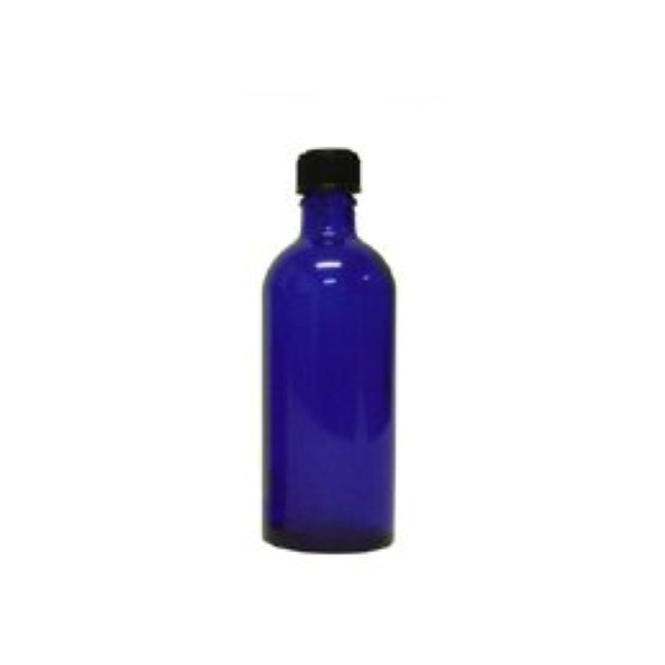 傾向があります暴露する強化する青色遮光ビン 100ml (ドロッパー付)