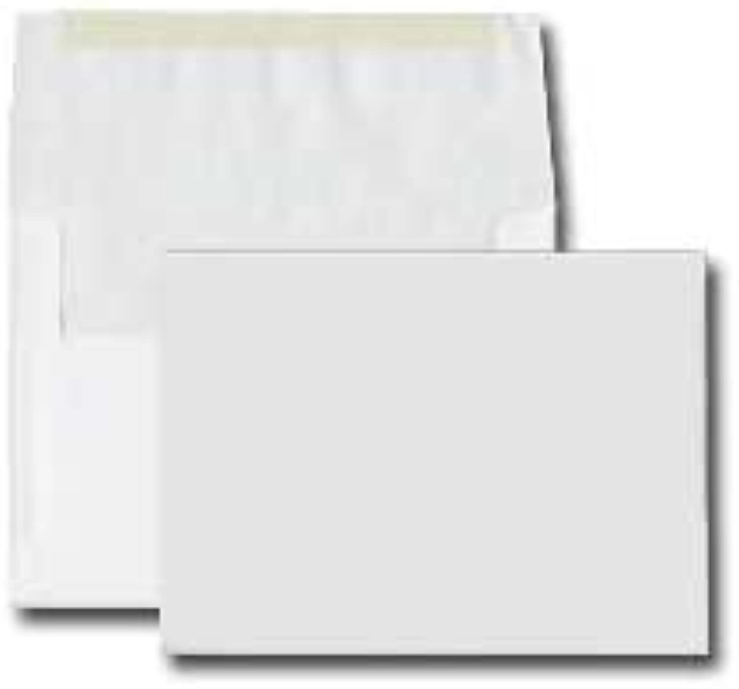 A7 Invitation Envelope - 24  Weiß (5 1 4 x 7 1 4) - Announcement Envelope Series (Box of 1000) by Office Express B0141M56A6   Professionelles Design