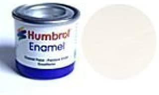 Humbrol Model Enamel Paint No.034 Matt White, AA0374 by AB Gee