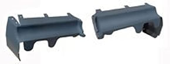 The Parts Place Buick Regal Grand National OEM Front Rubber Bumper Fillers