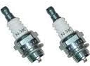 (2) NGK BPM8Y Spark Plugs - Replaces 2057, 5574, 15901019830, 285982 - Also Fits Echo SRM225, SRM210, SRM230, HC150, PE225, PB620, PE200, PB265, PE230, SRM280, HC155, PB460LN , PE280, PE260