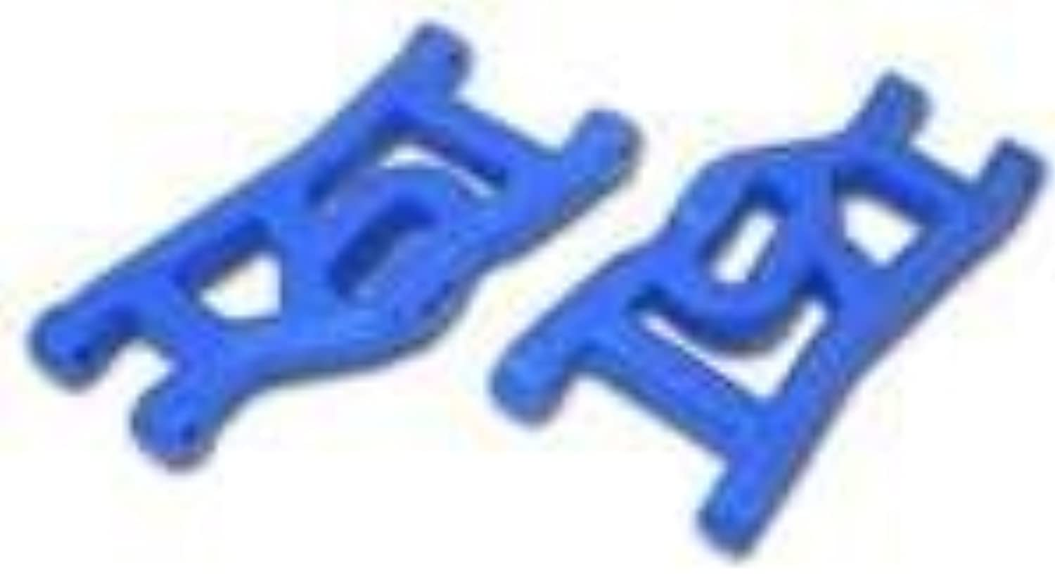 RPM 80495 Front AArms Nitro  Rustler, Stampede, Sport bluee by RPM