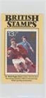 Wesh Rugby Union (Trading Card) 1982 British Stamps Crime Prevention - South Wales Police #34