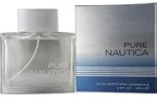 Nautica Pure men cologne by Nautica Eau De Toilette Spray 3.4 oz