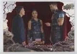 Escape Plan (Trading Card) 2017 Upper Deck Thor: Ragnarok - [Base] - Red #42