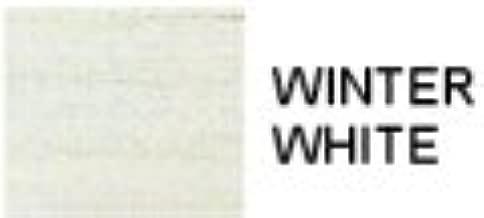 Clover Silk Thread 50wt 109yds Winter White, 109 yd,