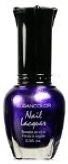 KLEANCOLOR Nail Lacquer-KCNP48-167 Metallic Purple