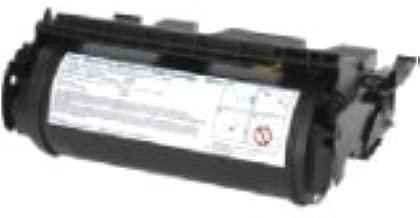 dell printer accessories k2885 dell m5200n/w5300n 18k use/rtn black toner cartridge 310-4131