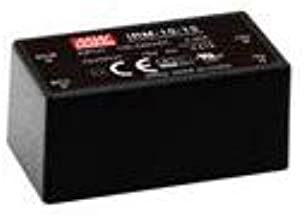 Mean Well IRM-10-12 Single Output Encapsulated Power Supply 12V 0.85A 10.2W, Through Hole Mt, Miniature Size, Input: 85~264 VAC, 120~370 VDC