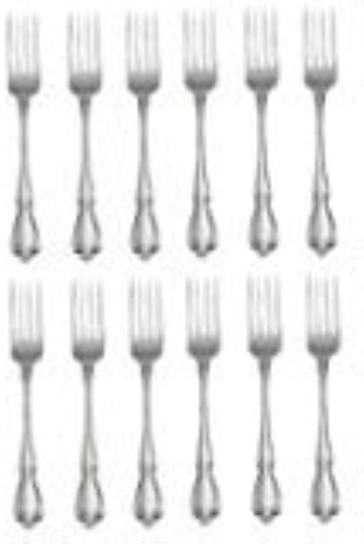 Oneida Chateau Dinner Fork, Set of 12