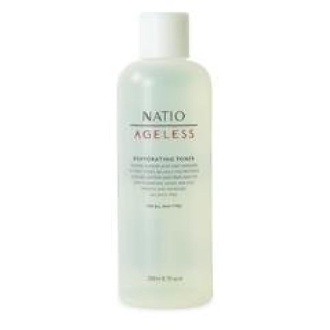 噴出する低下神聖【NATIO Ageless Rehydrating Toner】 ナティオ トナー化粧水 [海外直送品]