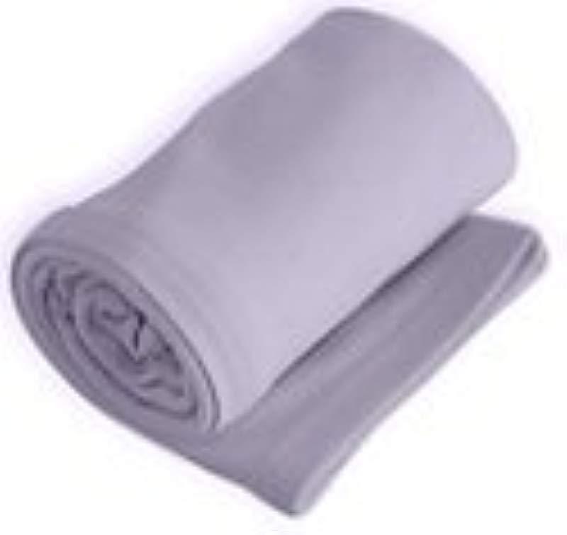 Organic Cotton Receiving Blanket Lavender