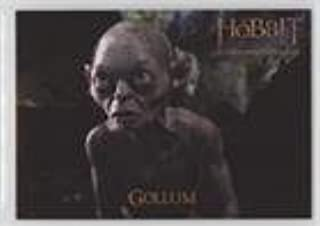 the hobbit an unexpected journey trading cards
