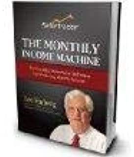 The Monthly Income Machine - Credit Spread & Iron Condor Options Spread Trading Strategies for Supplemental or Retirement Income investing (or Trading ... Bear Call and Bull Put Vertical Spreads.
