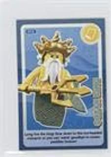 Ocean King (Trading Card) 2017 Lego Create the World - [Base] #012