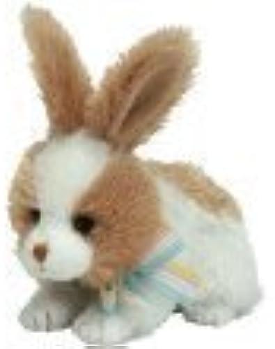 comprar descuentos TY Basket Basket Basket Beanie Baby - BOBSY the Cream & blanco Bunny by Ty  tienda de venta en línea
