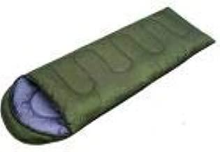 كيس نوم ذو غطاء للتخييم 200 جرام - لون اخضر