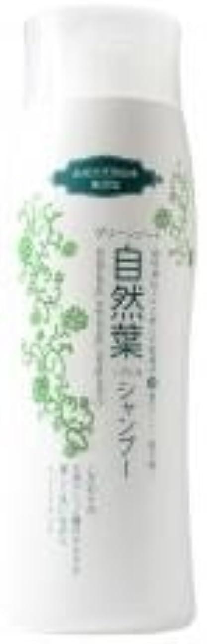 ソフィー封筒ミシングリーンノート 18種天然アミノ酸 自然葉シャンプー 300ml   6本セット