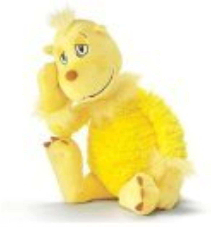 Snoozapaloosza Yellow Sleep Bear Dr Seuss by Kohl's Cares 15 1 2 tall by Kohl's