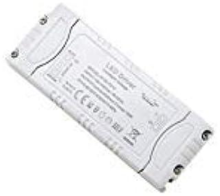 VARICART IP44 24V 1.66A 40W TRIAC Regulable Conductore LED, Fuente de alimentación conmutada AC DC Universal, Transformador Constante Voltaje Para Tira llevada G4 MR11 MR16 GU5.3 Bombilla (Pack de 1)