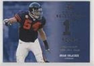 Brian Urlacher (Football Card) 2011 Topps Rising Rookies - Draft Selections #DS-BU