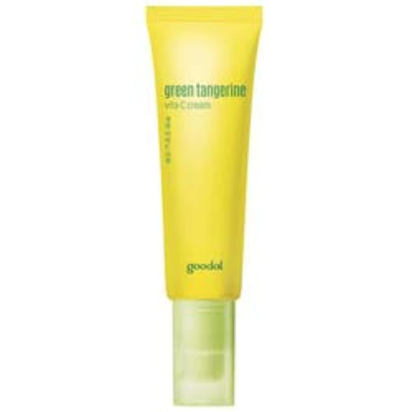成功連続した厚さ[goodal] Green Tangerine Vita C cream 50ml / [グーダル]タンジェリン ビタC クリーム 50ml [並行輸入品]