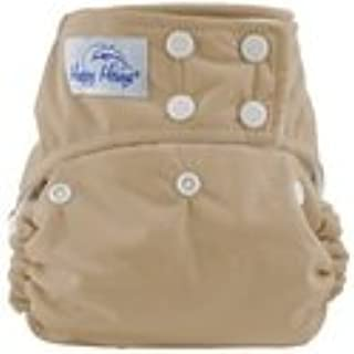 Happy Heinys ONEderful Organic All in One Cloth Diaper - Snap (Latte)