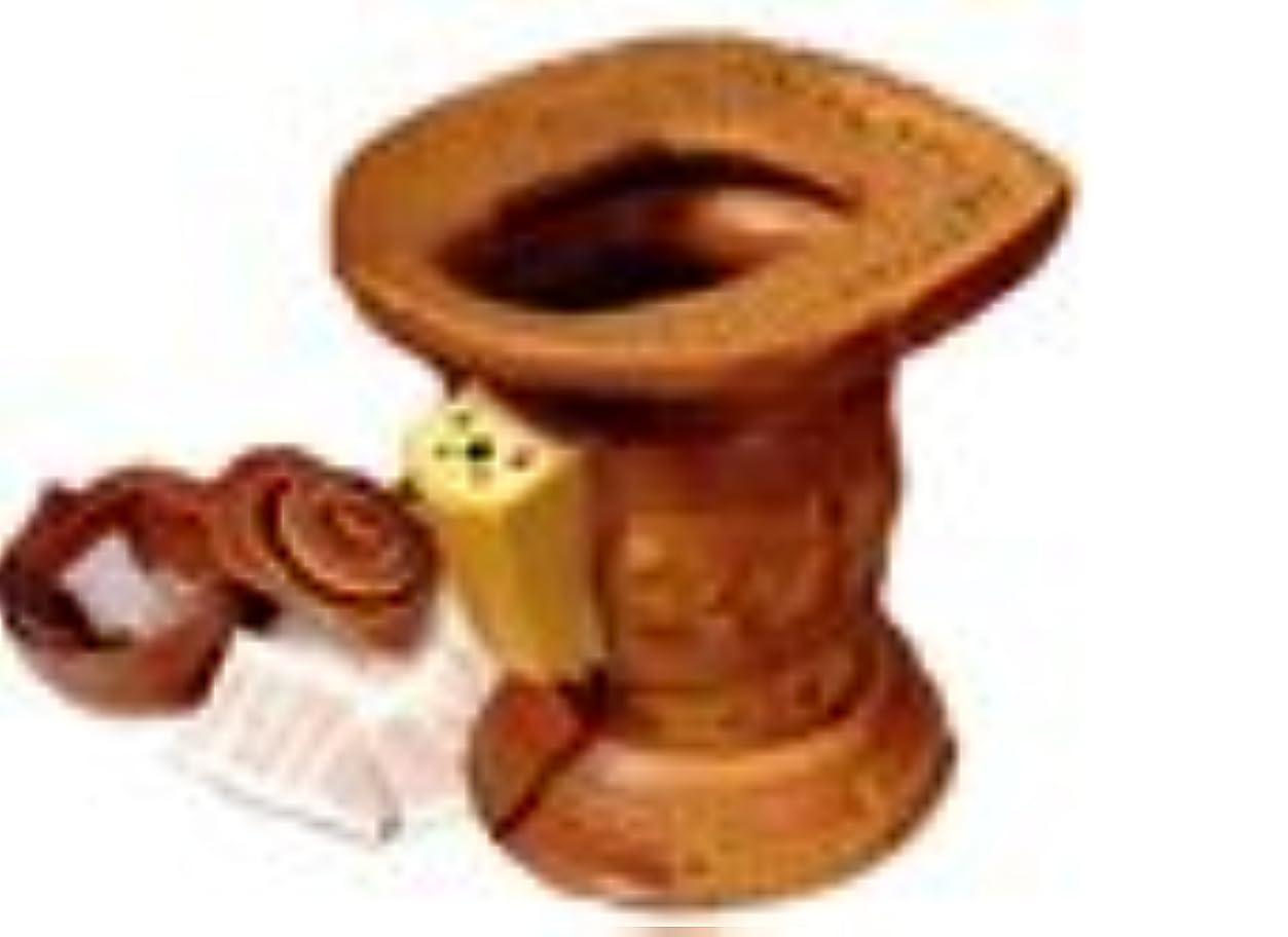 広範囲にコック励起座燻 黄土(かまど) 家庭用
