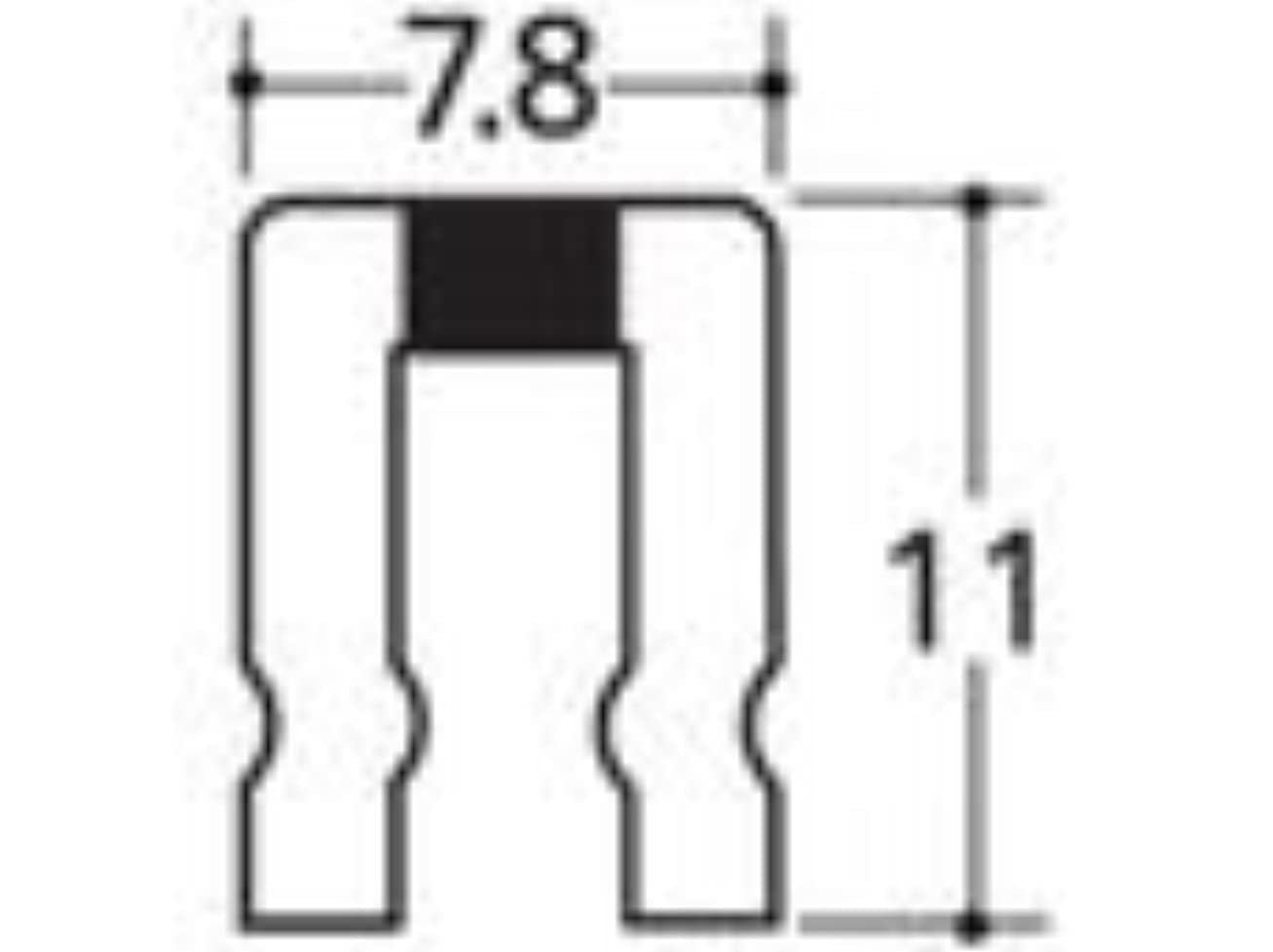 回復シガレットホバートロイヤル チャンネルサポート ASF-1 1820mm クローム