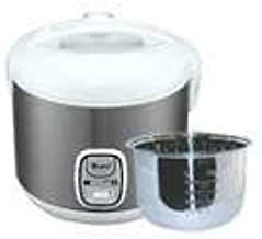 Narita 10 Cup Rice Cooker/Stainless Steel Inner Pot/3D Warmer