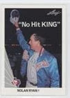 Nolan Ryan (Baseball Card) 1990 Leaf - [Base] #265