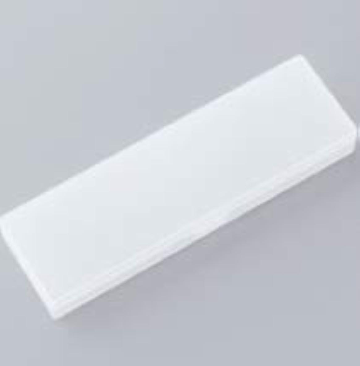対称心から回るQiilu ペンボックス 鉛筆ホルダー 筆箱 シンプル 白透明 ボックス 小物収納ボックス 学生文具 学生用 事務用品(白)