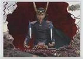For Asgard (Trading Card) 2017 Upper Deck Thor: Ragnarok - [Base] - Red #0
