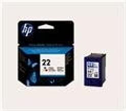 HP 22XL/C9352CE/cartucho tricomía, capacidad: 11 ml