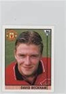 David Beckham (Trading Card) 1996 Merlin's Premier League Stickers - [Base] #40