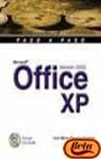 Microsoft Office XP Version 2002 (Paso a paso) (Spanish Edition)