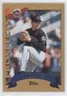 Tyler Yates #1917/2,002 (Baseball Card) 2002 Topps Traded - [Base] - Gold #T141