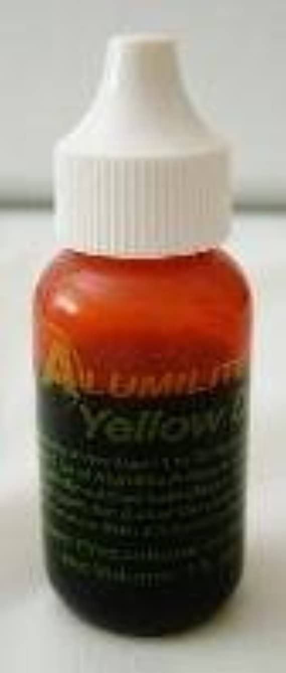 Alumilite Colorant Single Color Liquid Pigment Dye Yellow