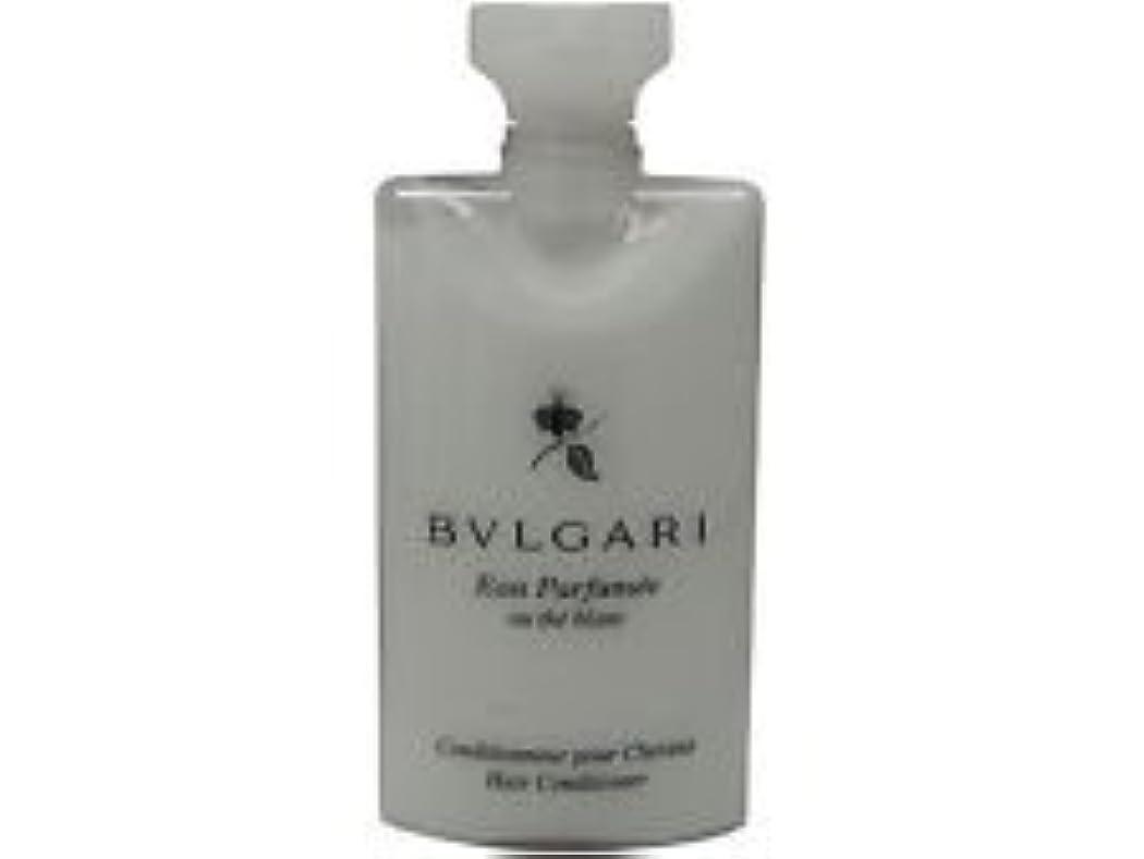 確かな衝突猛烈なBvlgari Eau Parfumee Au The Blanc (ブルガリ オー パフュ-メ オウ ブラン) 2.5 oz (75ml) ヘアーコンディショナー