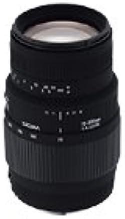 Sigma 70-300mm f/4-5.6 DG Macro Telephoto Zoom Lens for Sigma SLR Cameras