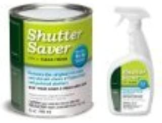 Shutter Saver- Vinyl Shutter Clean and Restore Faded Shutters. 18-32 Shutters. Easier Than Painting