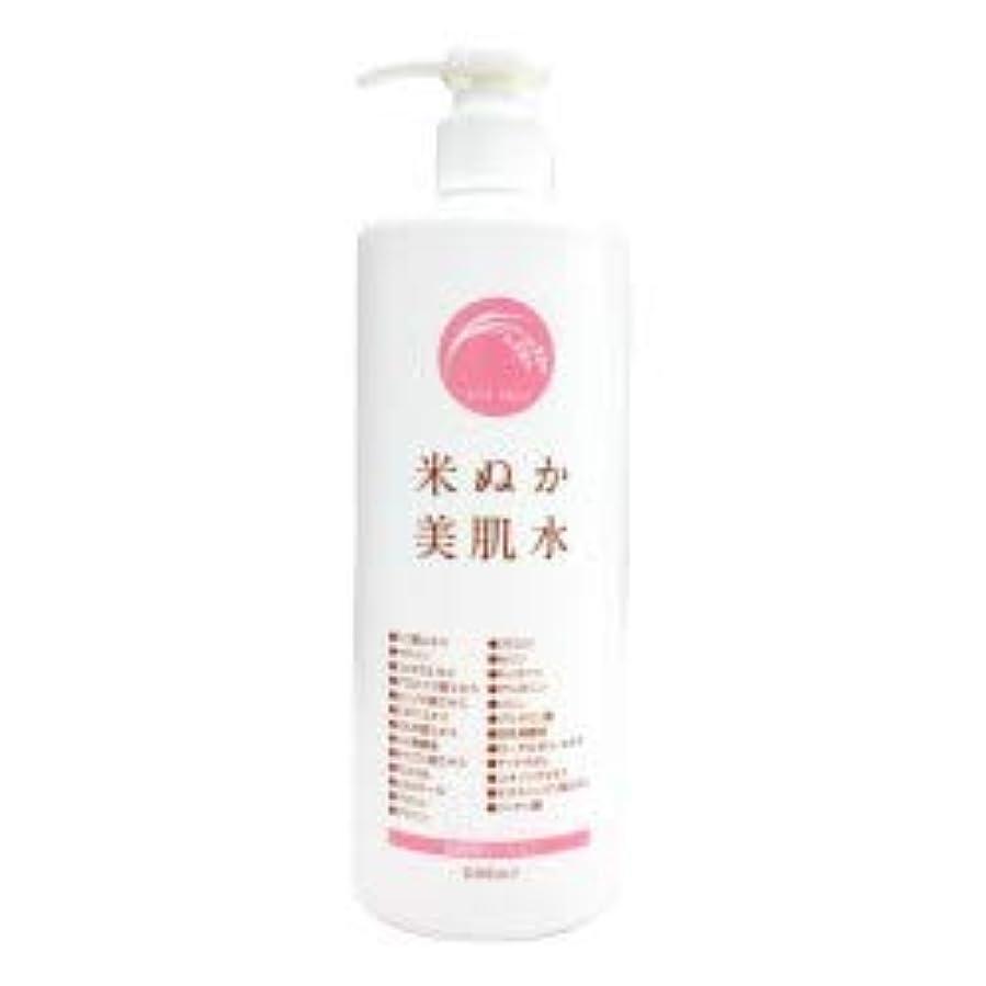 スワップ不適当空白コメヌカエキス コメ発酵液 配合 顔 ボディ用化粧水 米ぬか美肌水 500ml