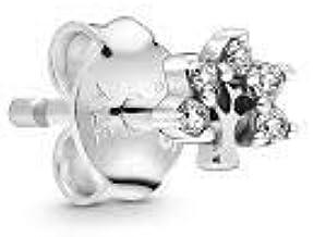 Pandora Pendientes de botón Plata esterlina No aplicable - 298387CZ