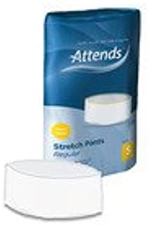 Attends Stretch Pants Regular, Größe S, Fixierhose für Inkontinenzvorlagen, 15 St