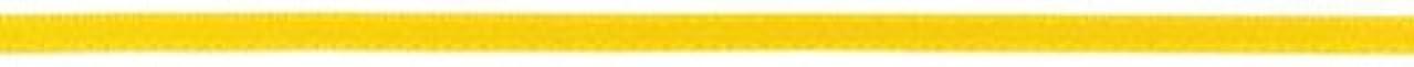 American Crafts 1/8-Inch Satin Ribbon, 10-Yard Spool, Sunflower