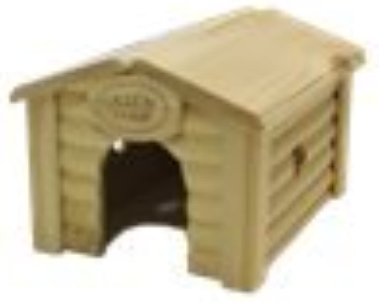 Green Farm Ridged Roof House Small Rodents