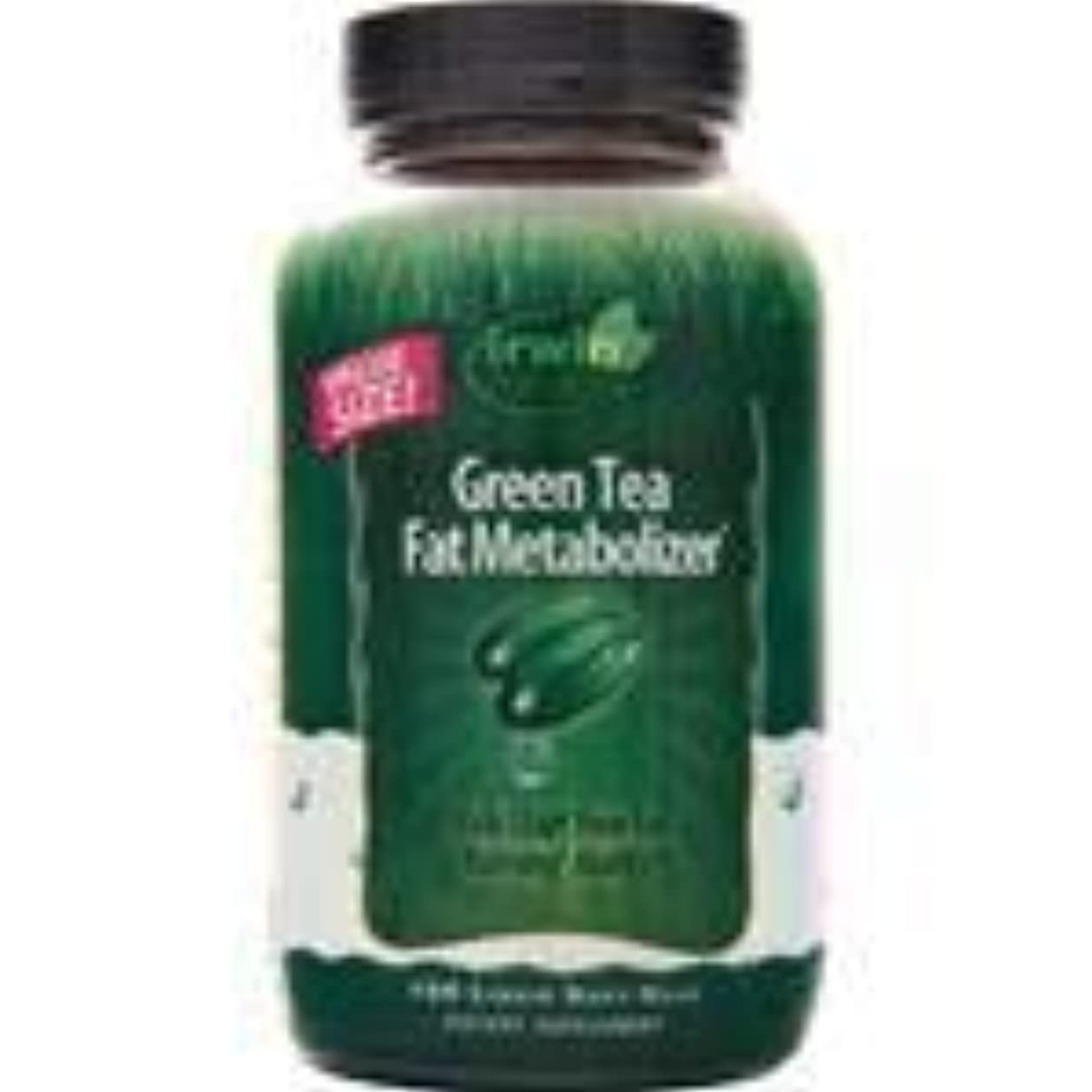 マトロン黙海洋のGreen Tea Fat Metabolizer 150 sgels 2個パック