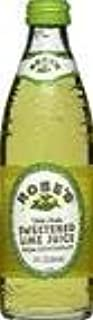 Rose's West India Sweetened Lime Juice, 12 Ounce (Pack of 2) by Rose's