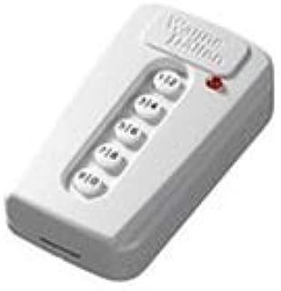 WAYNE DALTON Garage Door Openers Wireless Keyless Entry 5 Button 372MH