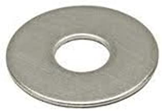 M8 Penny Repair Washers (20 PACK) 8.4mm x 25mm A2 Stainless Steel Large Flat Repair Washer Free UK Delivery